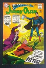Superman's Pal Jimmy Olsen #115 DC Oct 1968 Neal Adams Cover FN+ 6.5! 20% OFF!