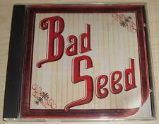 BAD SEED SELF TITLED CD ROCKWORLD 1995 RARE AND OUT OF PRINT