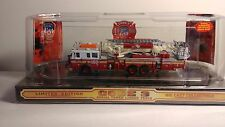 Code 3 #12735 FDNY Aerialscope Tower Ladder 160 City of New York Fire Dept
