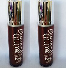 2 Devoted Creations Glammed Glow Facial Tanning Instant Bronzer 1.7 oz NEW
