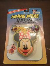 New listing 1990 Tootsie Toy Minnie Mouse Jax Toy Sealed Never Opened