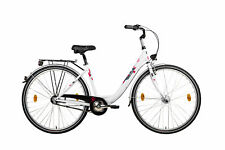 28 Zoll Damen Alu Citybike 3 Gang mit Nabendynamo