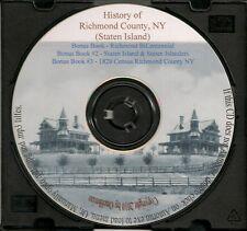 Richmond County - Staten Island NY 1887 -  + Bonuses