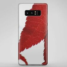 Red Leave Canada Red & White Phone Case Cover