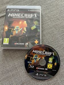 Minecraft: PlayStation 3 Edition (PS3) Video Game