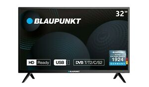"Télévision TV Blaupunkt 32 "" LED USB HDMI DVB-T2 HD 32WC265 (ou Pas Smart )"