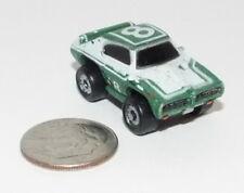 Small Micro Machine Plastic NASCAR 1968 Pontiac GTO Race Car number 8