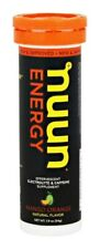 Nuun Energy: Mango Orange Electrolyte + Caffeine Drink Tabs (2 Tubes of 10 Tabs)