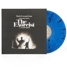 The Exorcist Soundtrack Vinyl LP Waxwork Exorcism Blue Black Smoke New Sealed