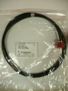 Commscope Andrew C240-DMQR-15 SureFlex Braided Cable Assembly 15ft Lot of 5