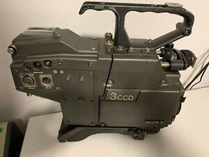Sony 3CCD BVP-7P Color Video Camera Studio Kamerakopf ohne Objektiv