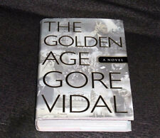 SIGNED FIRST EDITION Gore Vidal GOLDEN AGE Fine Unread condition hardcover