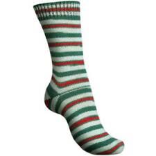 New ListingRegia Sock yarn Candy christmas superwash 100g/459yd #1161