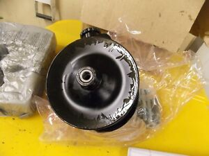65 66 67 68 69 Ford Mustang Saginaw Power Steering Pump 289 302 Falcon Fairlane
