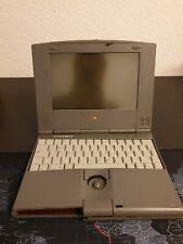 Laptop PowerBook Duo 280, defekt