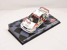 RMIT46E 1/43 IXO Rallye Monte Carlo 1994 : MITSUBISHI Lancer EVO I Eriksson