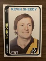 Scanlens 1979 Football Card - Kevin Sheedy Richmond