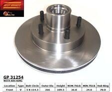 Disc Brake Rotor fits 1996-2000 Isuzu Hombre  BEST BRAKES USA