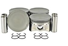 Fits 2006 2007 2008 2009 Mazda 3 6 CX-7 2.3L DOHC Turbo (4)Pistons and Ring Set