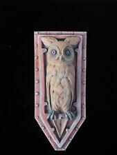 Owl Bird Gothic Harry Potter Arts & Crafts Ellison Tile