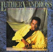 Give Me The Reason 5099750248423 by Luther Vandross CD