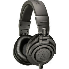 Audio-Technica ATH-M50xMG Limited Edition Pro Studio Monitor Headphones - Gray