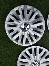 Vw Caddy original  Wheel Trims 15 inch 2018