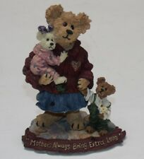 Vg+ 2000 Mother Macabeary.Mothers always bring extra love Boyds Bears #227737