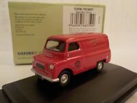 Bedford, Royal Mail, Model Cars, Oxford Diecast