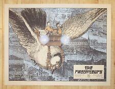 2008 The Raconteurs - NYC Silkscreen Concert Poster s/n by Rob Jones