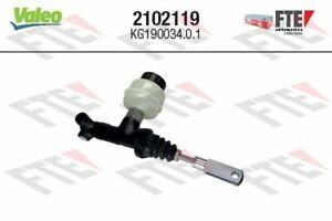 FTE (2102119) Geberzylinder, Kupplung für MERCEDES