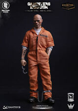 Dam Toys GKS001 1/6 Gangsters Kingdom Saxon Prisoner Jail Action Figure