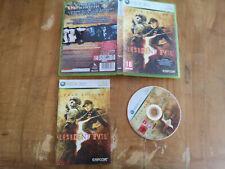 Resident Evil 5 pour Xbox 360 gold édition- Microsoft XBOX 360