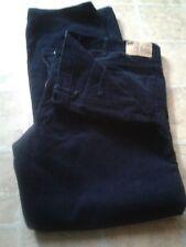 M&S Blue Harbour Navy Corduroy Jeans : 44 x 33 : Great Condition