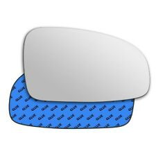 Right wing adhesive mirror glass for Chevrolet Kalos 2002-2011 305RS