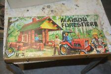 JEUJURA  maison forestière 2 complet