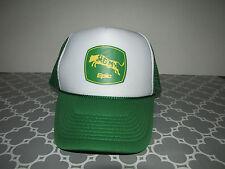 Old School Vintage UGM Epic Steer Snap Back Mesh Trucker Farmer Baseball Hat Cap