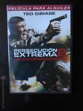 DVD PERSECUCION EXTREMA 2 - EDICION DE ALQUILER -TED DIBIASE (4Q)