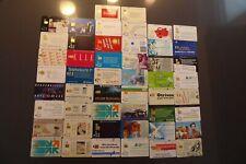 300x 12DM Karten ungebraucht ehemaliges Guthaben 3600DM