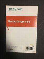ELSEVIER FA18 ACCESS CARD