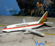 * Rare * Boeing B 737-2C0 Continental Airlines 1980 N14245 SMA 1:400