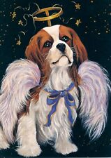 Precious Pet Note Cards - Cavalier King Charles Angel ~ Charity!!