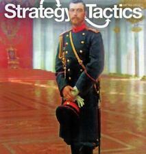 Strategy & Tactics 267, Russian Civil War, S&T, Miranda design, Unpunched, Bonus