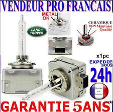 1 D3S AMPOULE XENON LAMPE FEU PHARE 35W HID 5000 6000 8000 POUR LAND ROVER 12V