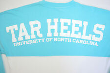 Unc North Carolina Tar Heels Ncaa Press Box Pullover Shirt Long Sleeve Mens S