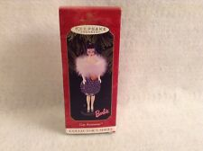 Hallmark Keepsake Ornament, Barbie Gay Parisienne