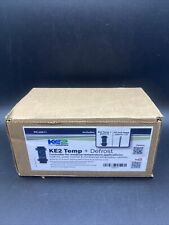 KE2 temperature & defrost controller #20611 For coolers, refrigerators