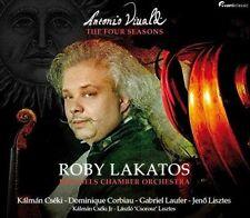 ANTONIO VIVALDI: THE FOUR SEASONS NEW CD