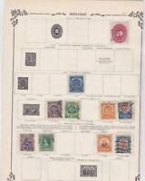 mexico stamps ref 11152