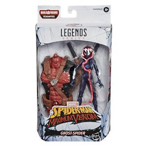 Venom Marvel Legends Action Figure - Ghost Spider